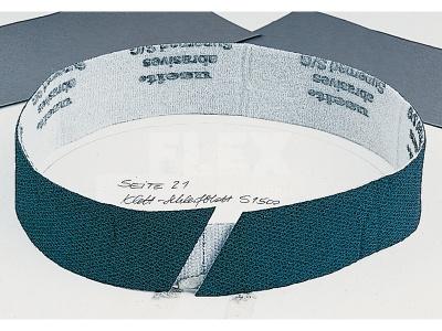 Tépőzáras polírozó öv, finomság S 1500, 40 x 600