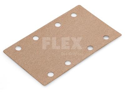 Tépőzáras téglalap csiszolópapír SELECTFLEX