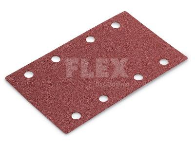 Tépőzáras téglalap csiszolópapír PURFLEX