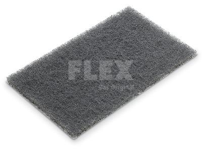 Tépőzáras téglalap csiszolópapír MESHFLEX