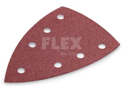 Tépőzáras háromszög csiszolópapír PURFLEX.