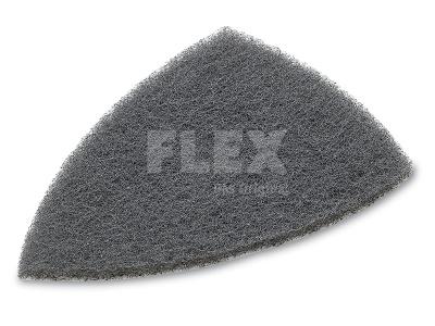 Tépőzáras háromszög csiszolópapír MESHFLEX.