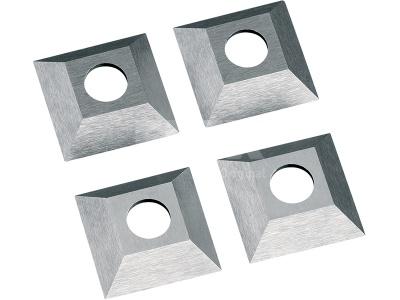 Gyorsacél (HSS) megfordítható vágó szett (4 db), 21 x 21